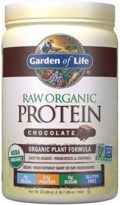 garden of life raw chocolate